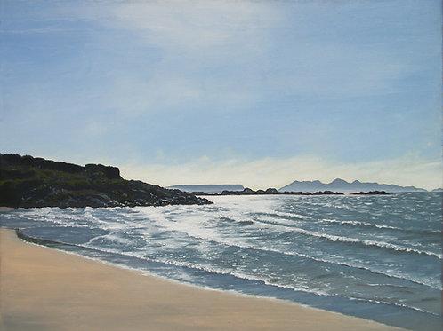 Camusdarach Beach, Arisaig, The Highlands, Scotland