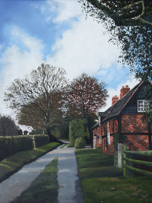 'Piccadilly Cottages', Enville, Staffordshire