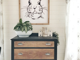 How to frame a print!