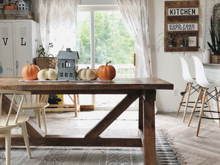 From Logs to FarmhouseTable
