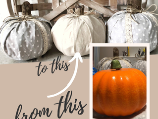 Foam Pumpkin Hack