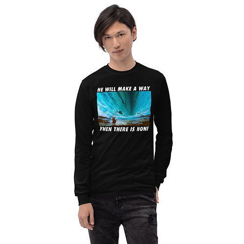 Make a way Unisex Long Sleeve Shirt