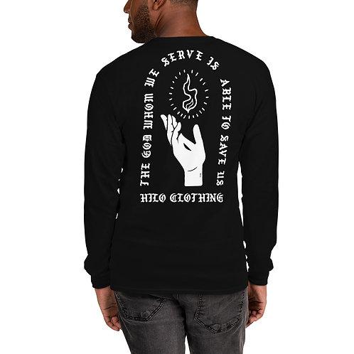 Grave Unisex Long Sleeve Shirt