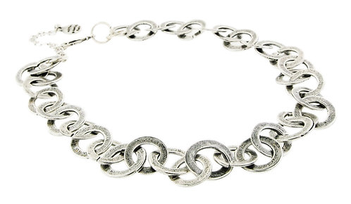 Kalis Bis Single Necklace