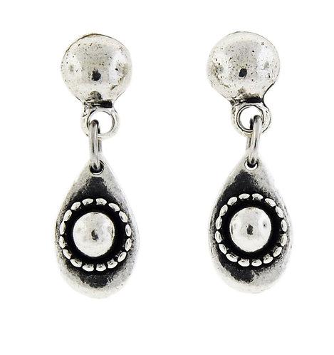 Iris Simple Earrings