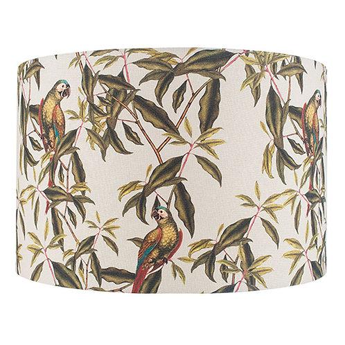 Jenny Worrall Parrot Linen Shade