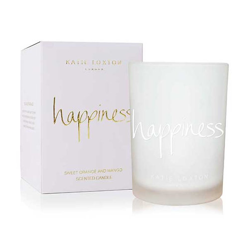 Katie Loxton 'Happiness' Scented Candle