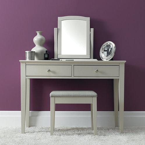 Ashby Soft Grey Mirror