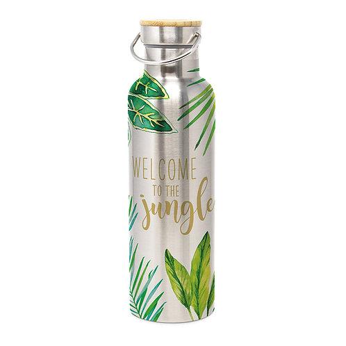 Stainless steel bottle jungle