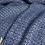 Thumbnail: Slate Blue Illusion Pure New Wool Sand Blanket