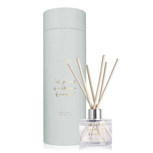 Katie Loxton 'All You Need Is A Little Piece Of Paradise' Reed Diffuser