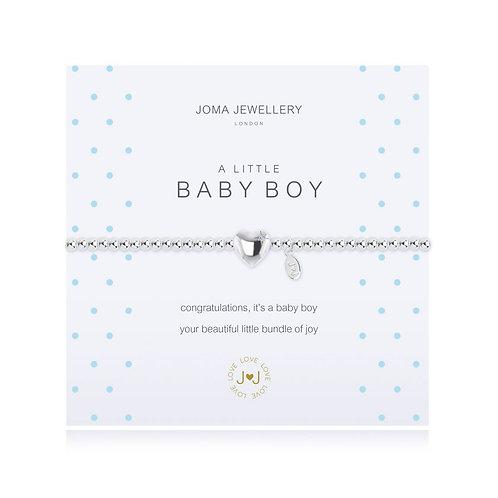 'A Little Baby Boy' Bracelet