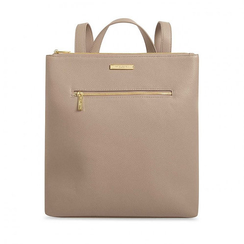 TAUPE BROOKE BACKPACK