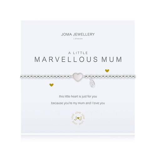 'A Little Marvellous Mum' Bracelet