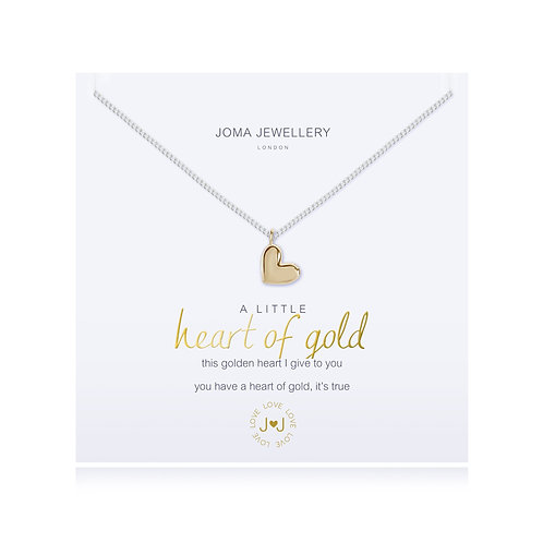 'A Little Heart Of Gold' Necklace