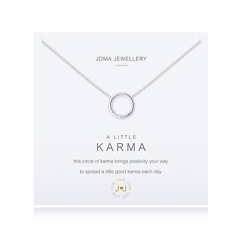 'A Little Karma' Necklace