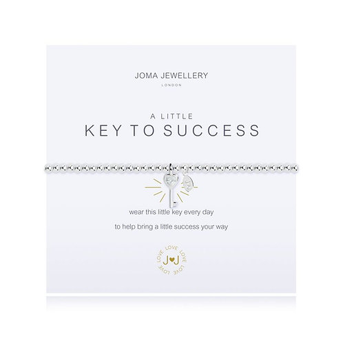 'A Little Key To Success' Bracelet