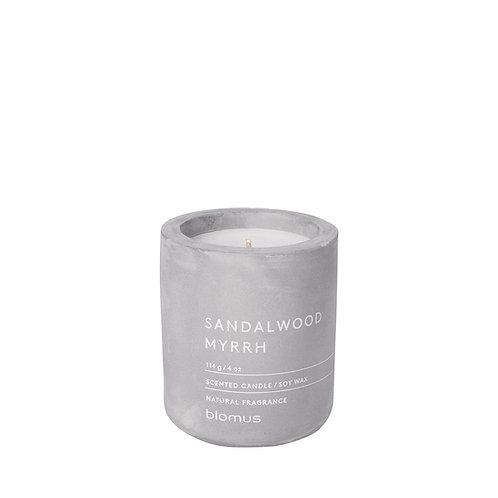 Blomus Scented Candle S Sandalwood Myrrh FRAGA