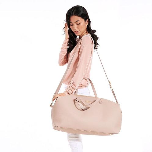 Katie Loxton Weekend Holdall Bag Pale Pink