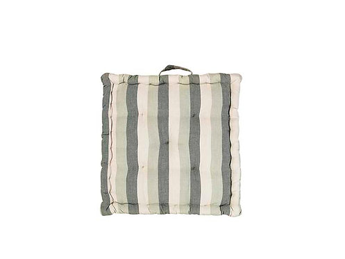 Broste Box Cushion 'AVA' Cotton with handle