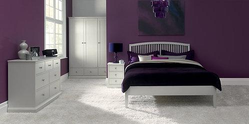 Ashby Soft Grey Bedstead