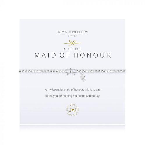 'A Little Maid Of Honour' Bracelet