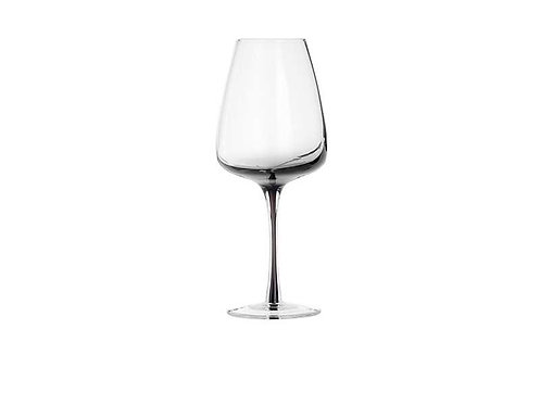 Broste White Wine 'Smoke' Glass set of 4