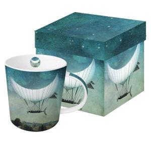 Moonship Gift-Boxed Mug 350ml New Bone China