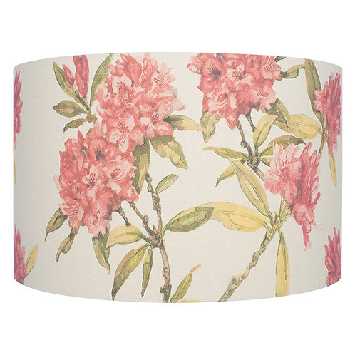 Jenny Worrall Rhododendron Linen Shade