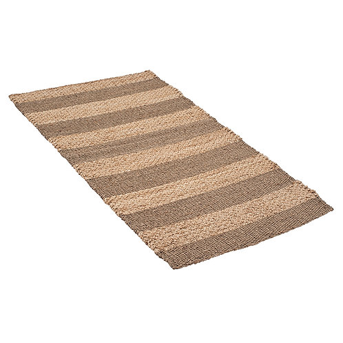 Woven 2-Tone Seagrass Runner