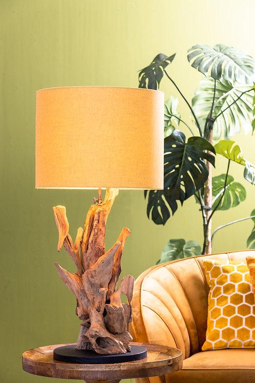 BLUMA Natural Branch Large Table Lamp