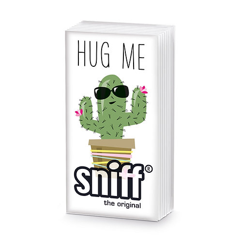 Sniff Hug Me Cactus Tissues