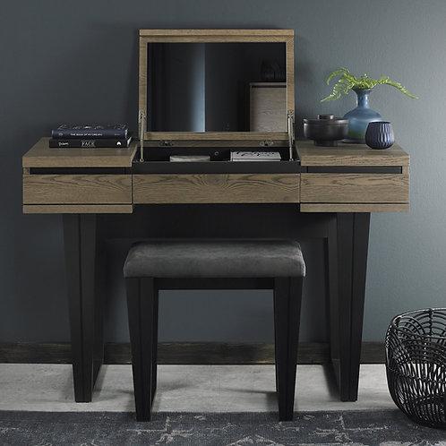 Tivoli Weathered Oak Dressing Table