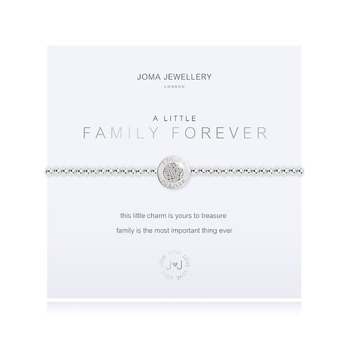 A LITTLE FAMILY FOREVER BRACELET