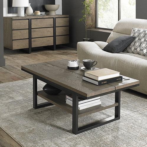Tivoli Weathered Oak Coffee Table