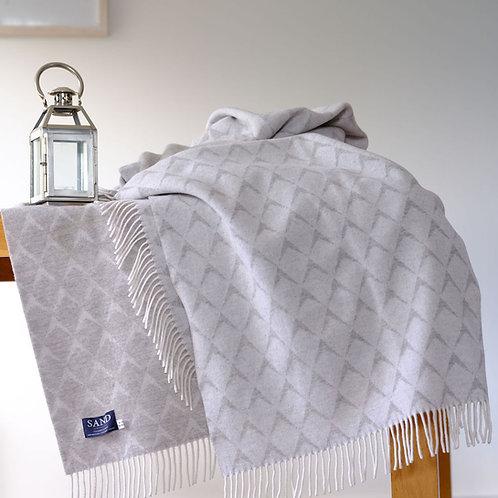 Coastal Swell Merino Wool Blanket