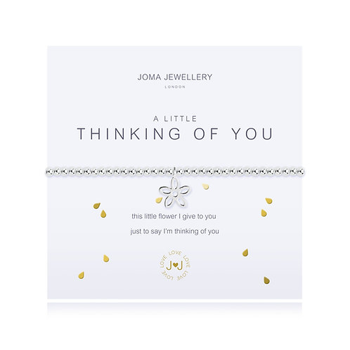 A LITTLE THINKING OF YOU BRACELET