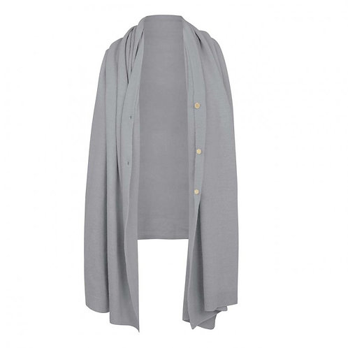 EVE MULTI WAY PONCHO / GREY