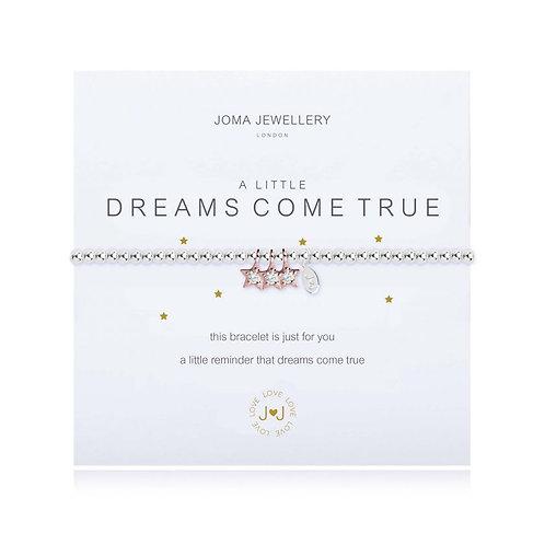 'A Little Dreams Come True' Bracelet