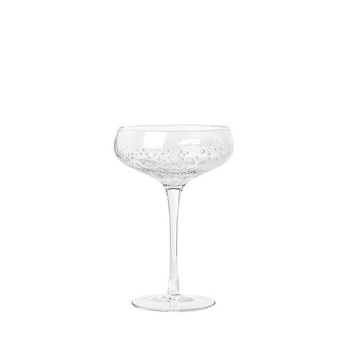 COCKTAIL GLASS 'BUBBLE' GLASS