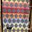 Thumbnail: Merino Wool Diamond Rainbow Blanket