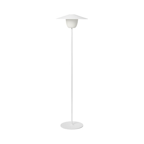 Mobile ANI LED-Lamp Floor White
