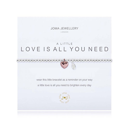 'A Little Love Is All You Need' Bracelet