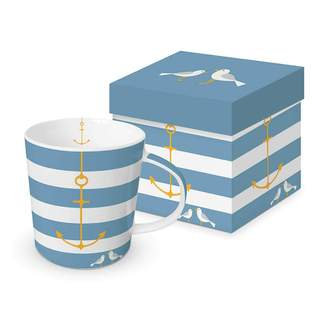 Anchor Gift-Boxed Mug 350ml New Bone China