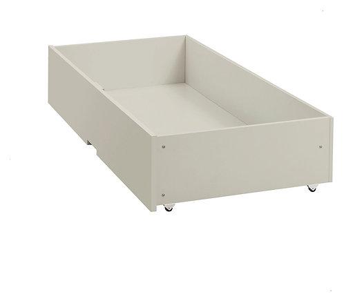Ashby Soft Grey Under-bed Drawer/storage