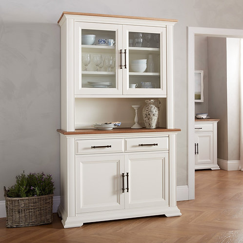 Belgrave Two Tone Glazed Dresser