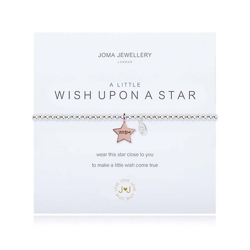 'A Little Wish Upon A Star' Bracelet
