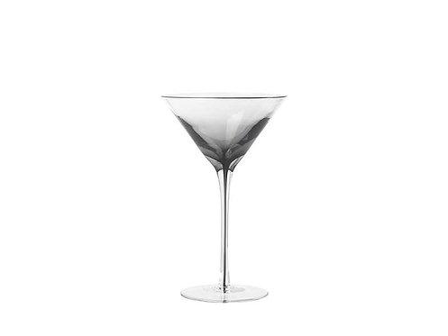 Broste Martini Glass 'Smoke' Glass set of 4