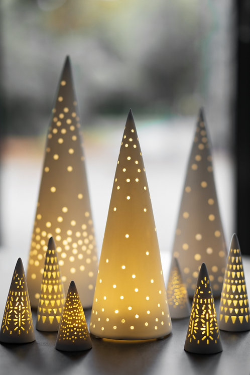 LED Mini Light Fir Tree Small by Rader Design