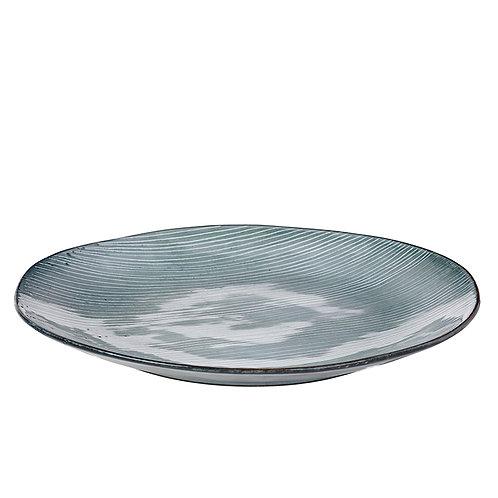 Nordic Sea large Dinner Plate